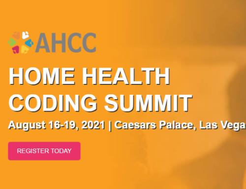 AHCC Home Health Coding Summit