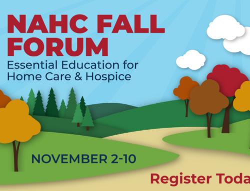 National Association for Home Care & Hospice | Fall Forum 2021